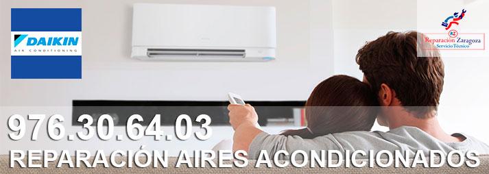 Reparaci n aires acondicionados daikin en zaragoza for Reparacion aire acondicionado zaragoza
