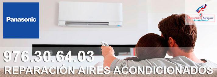 Reparaci n aires acondicionados panasonic en zaragoza for Reparacion aire acondicionado zaragoza