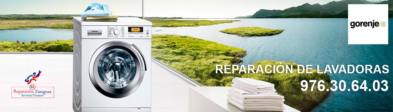 Reparaci n de lavadoras gorenje en zaragoza for Reparacion calderas zaragoza