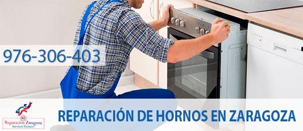 Reparar hornos en Zaragoza
